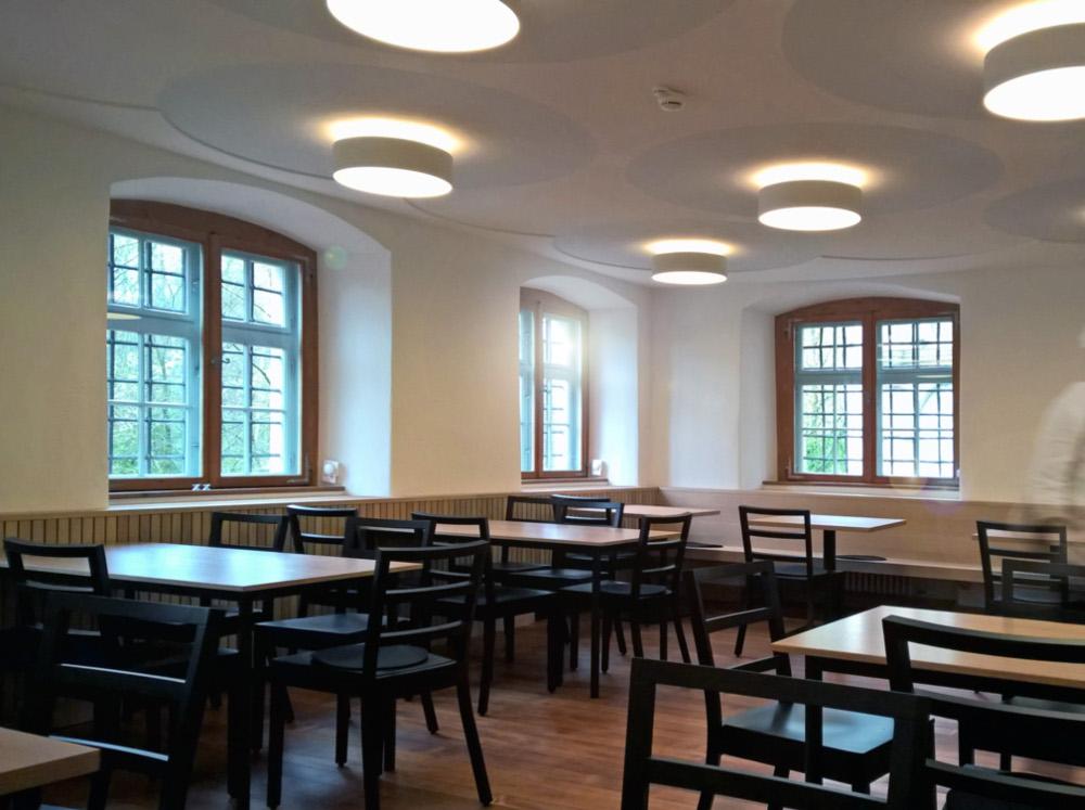 Umnutzungskonzept Schloss Achberg Gastrokonzept Architekturlokal