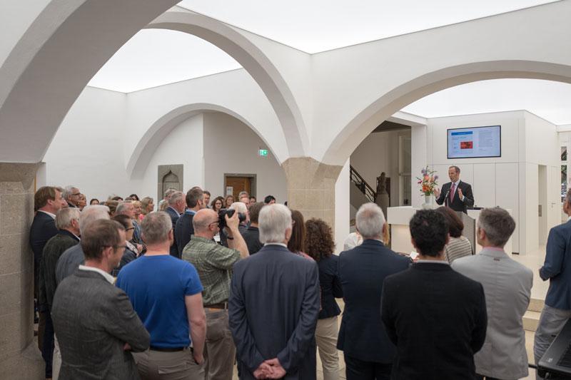 Eröffnung Bürgermeisteramt Ravensburg