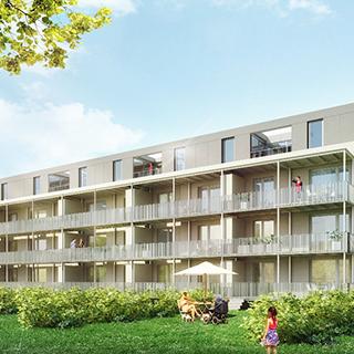 Modernisierung und Erweiterung Mehrfamilienhaus | Stockach