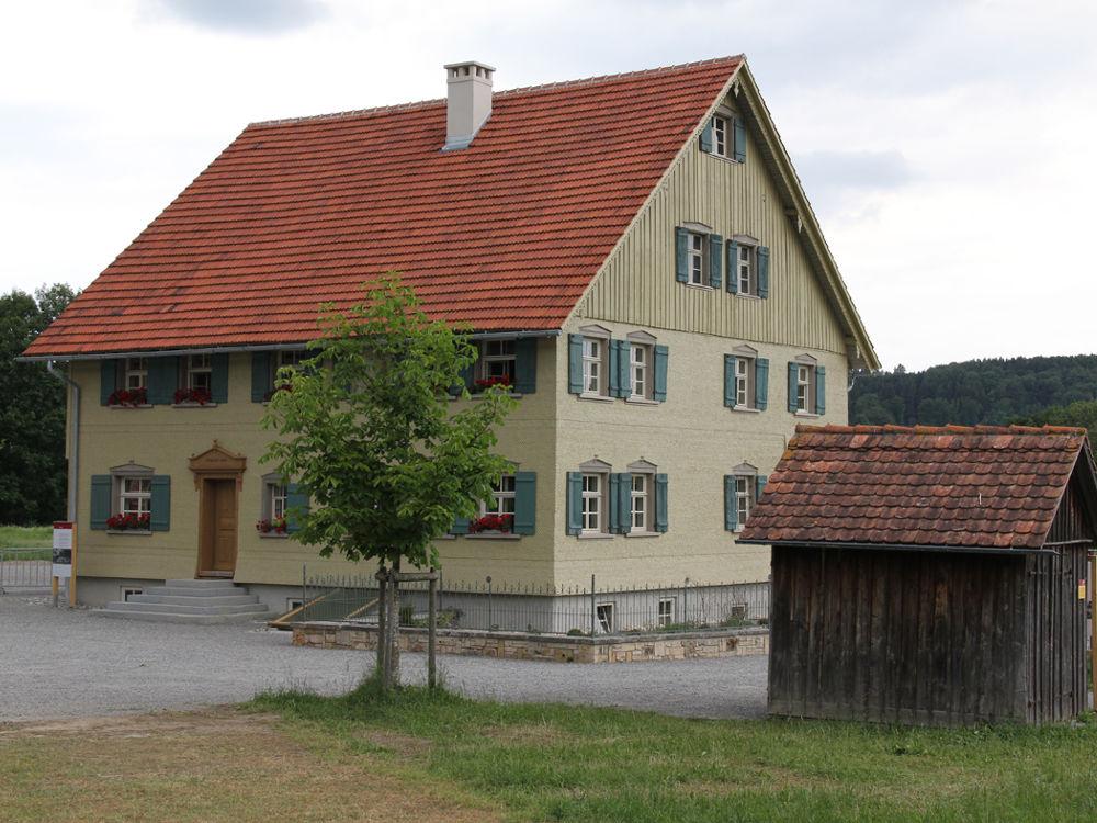 LPH 1-8 Translozierung denkmalgeschütztes Gebäude Bauernhausmuseum Wolfegg