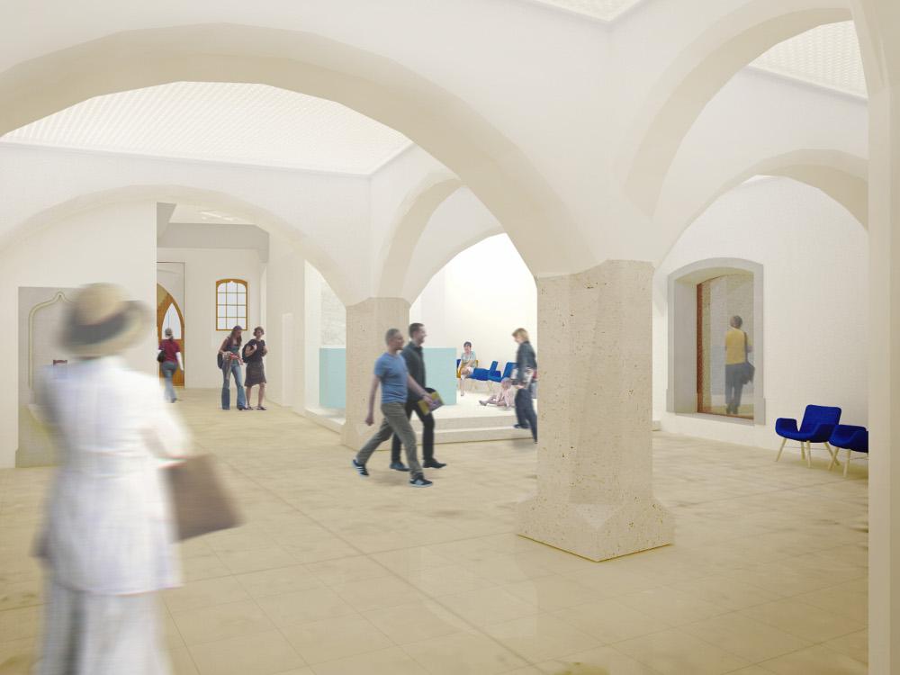 Umgestaltung Rathhaus Ravensburg Architekturlokal