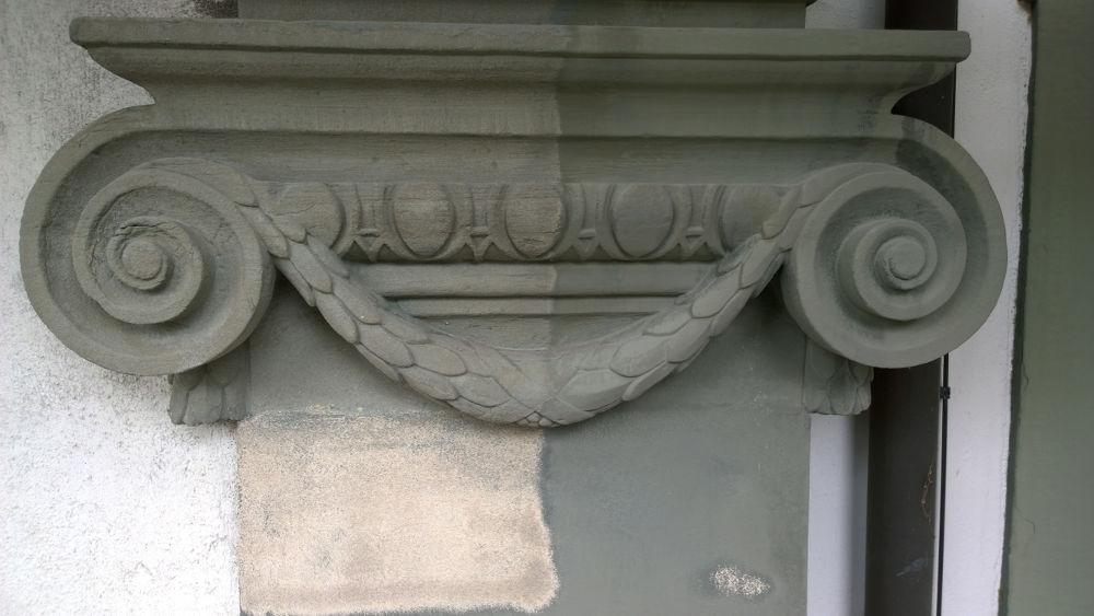 Fassadensanierung Kloster Salem Architekturlokal