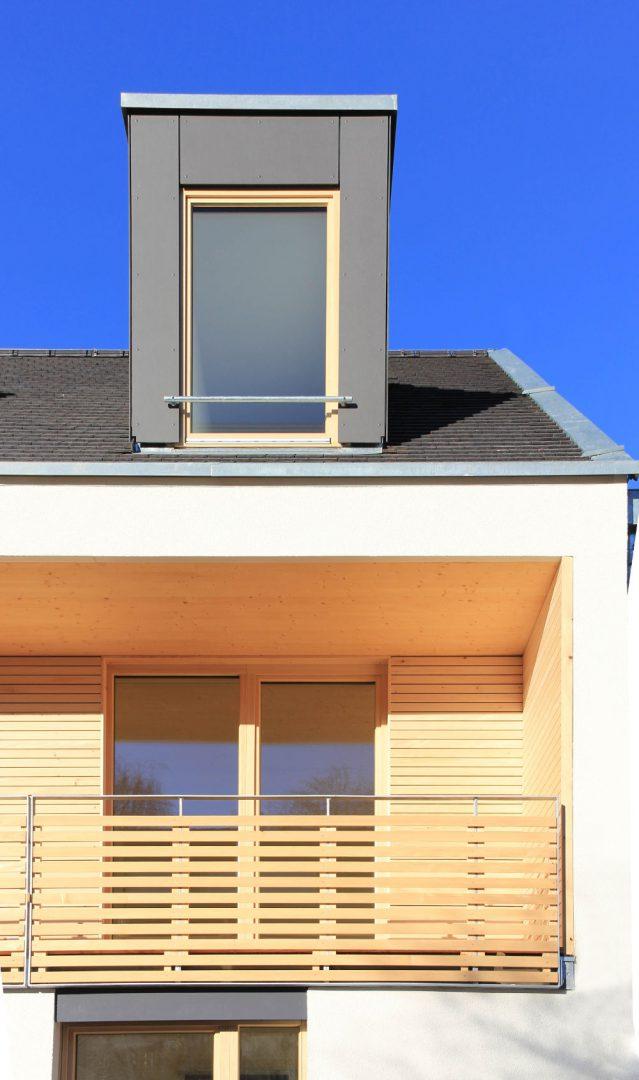 Holz-Hybridbauweise Mehrfachbeauftragung 1. Preis)Architekturlokal