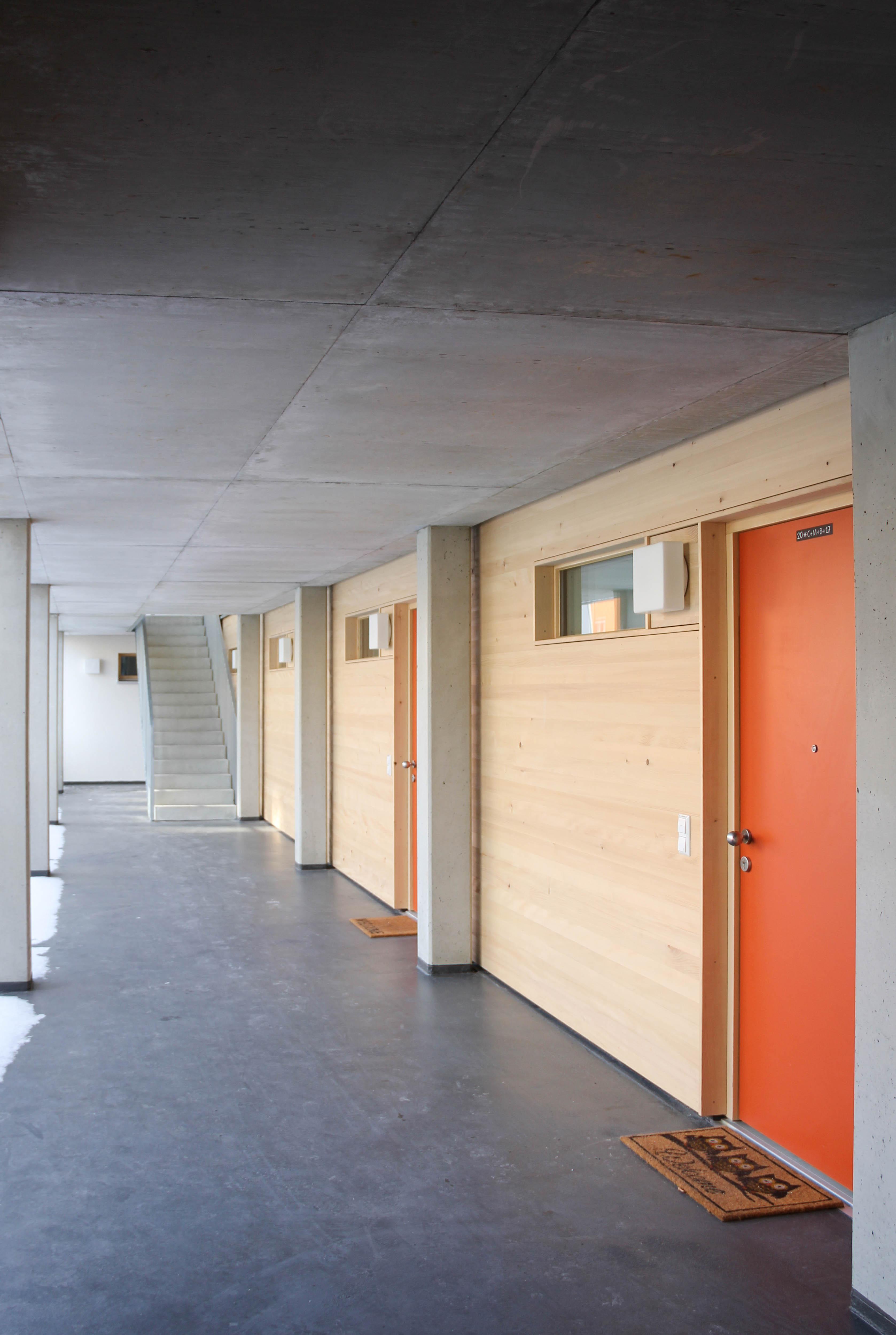 WG-Wohnungen Architekturlokal Weingarten