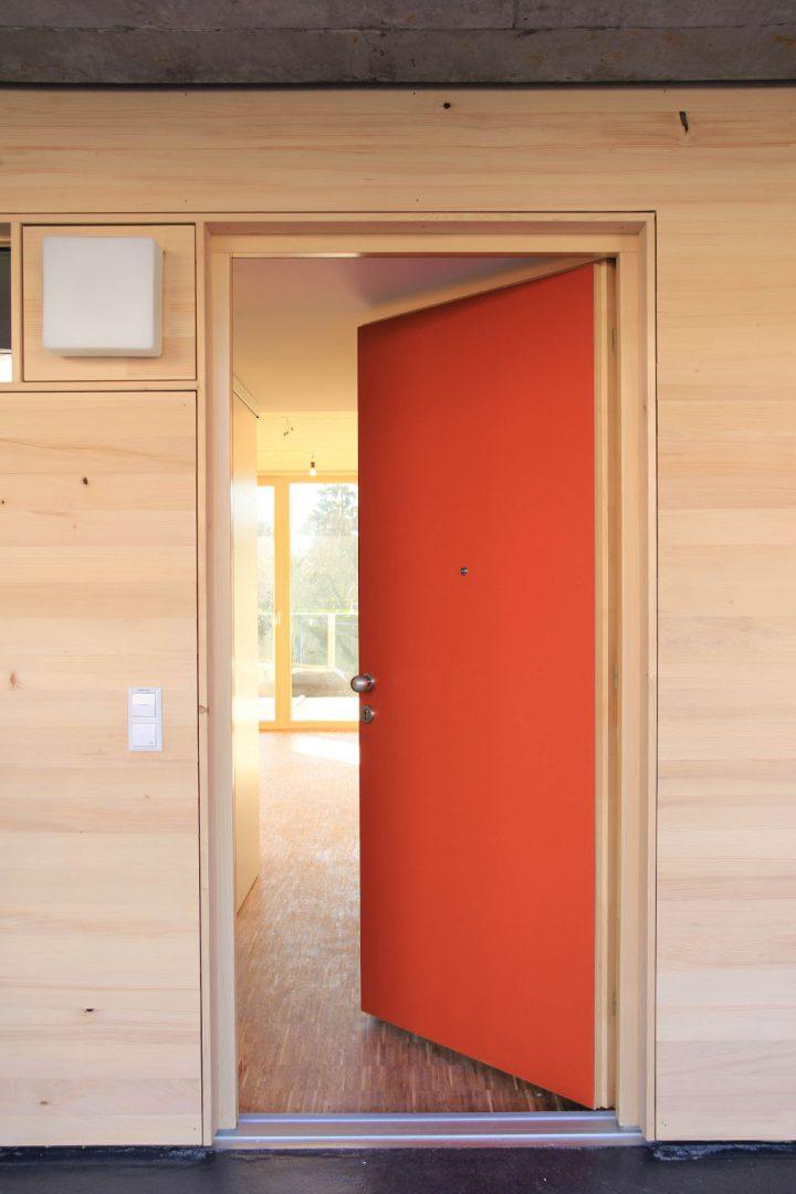 Nullenergiehaus Klasse 4 Holzbau (LBO) Kunges Wohnen